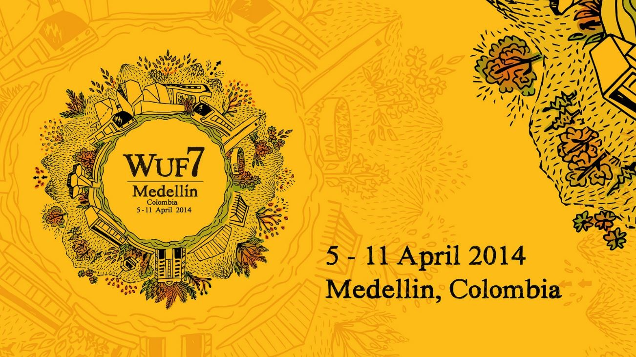 Worl Urban Forum 7 en Medellín, Colombia, Courtesy of Worl Urban Forum 7