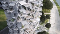 Sou Fujimoto-Led Team Designs Tree-Inspired Housing Tower for Montpellier