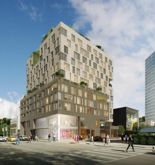 © Dattner Architects / Bernheimer Architecture
