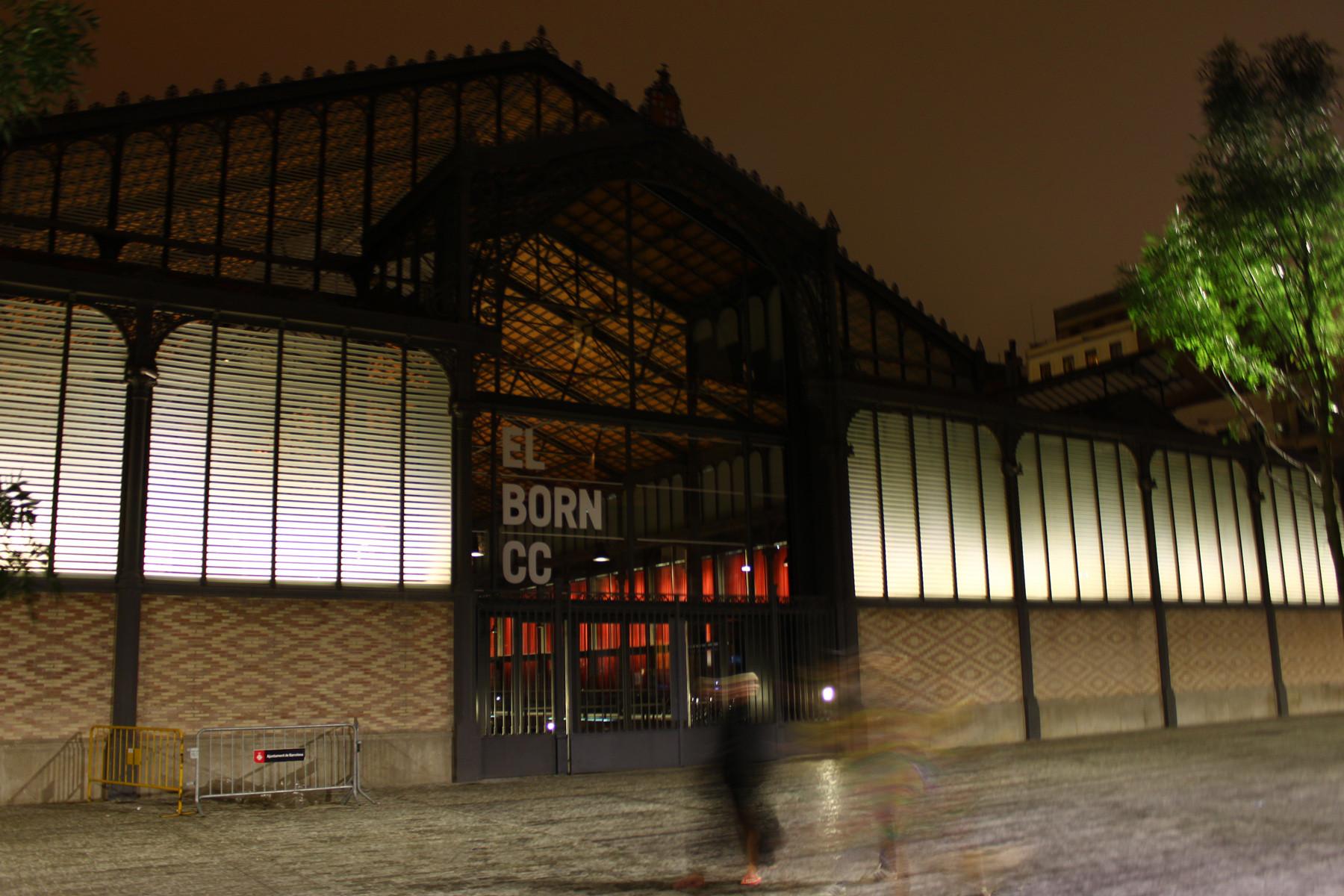 © Anoche Iluminación Arquitectónica