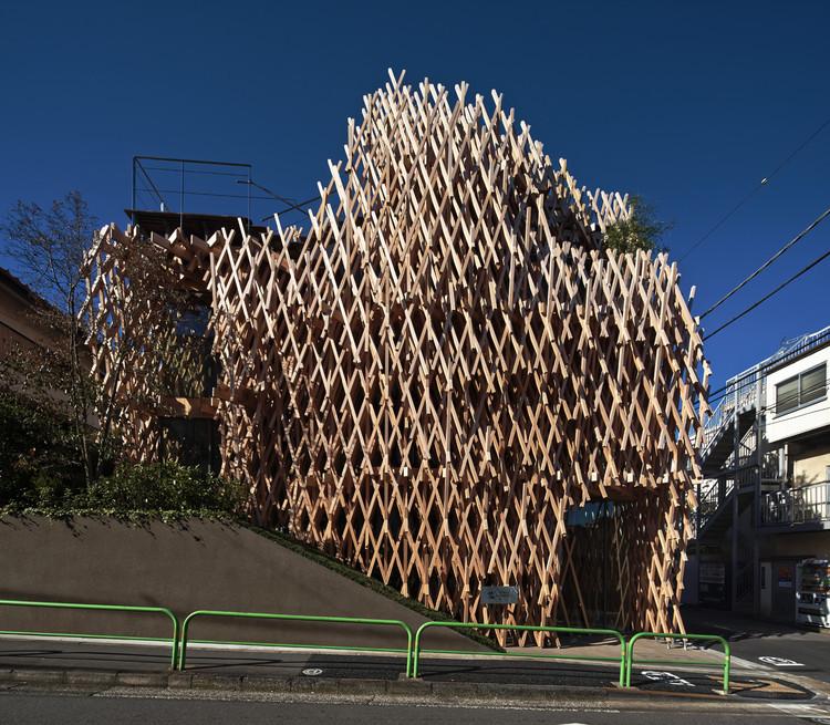 Tienda SunnyHills en Minami-Aoyama / Kengo Kuma & Associates, © Daici Ano