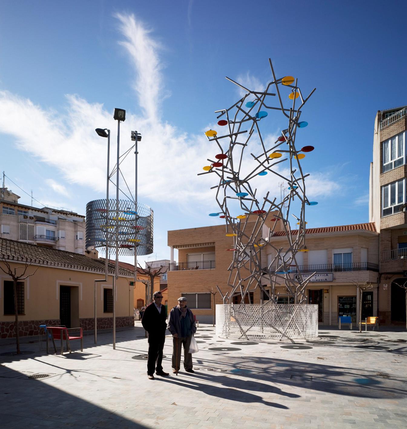 Pilar de la Horadada Promenade / Joaquín Alvado Bañón, © David Frutos