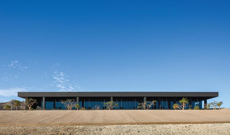 Centro Internacional de Convenciones Los Cabos / FR-EE / Fernando Romero Enterprise, Cortesia de FR-EE