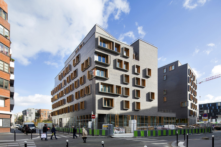 Boucicaut mg au michel guthmann architecture et for Architecture urbanisme