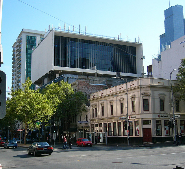 The Question of Preserving Melbourne's Modernism, Total House, one of the buildings at the center of the debacle. Image © Flickr CC User Rory Hyde