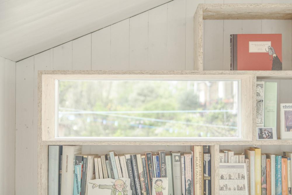Cabaña para un Escritor / WSD Architecture . Image © Wai Ming Ng