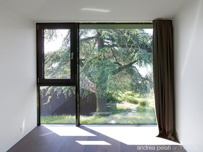 MIV Villa / Andrea Pelati Architecte . Image © Thomas Jantscher