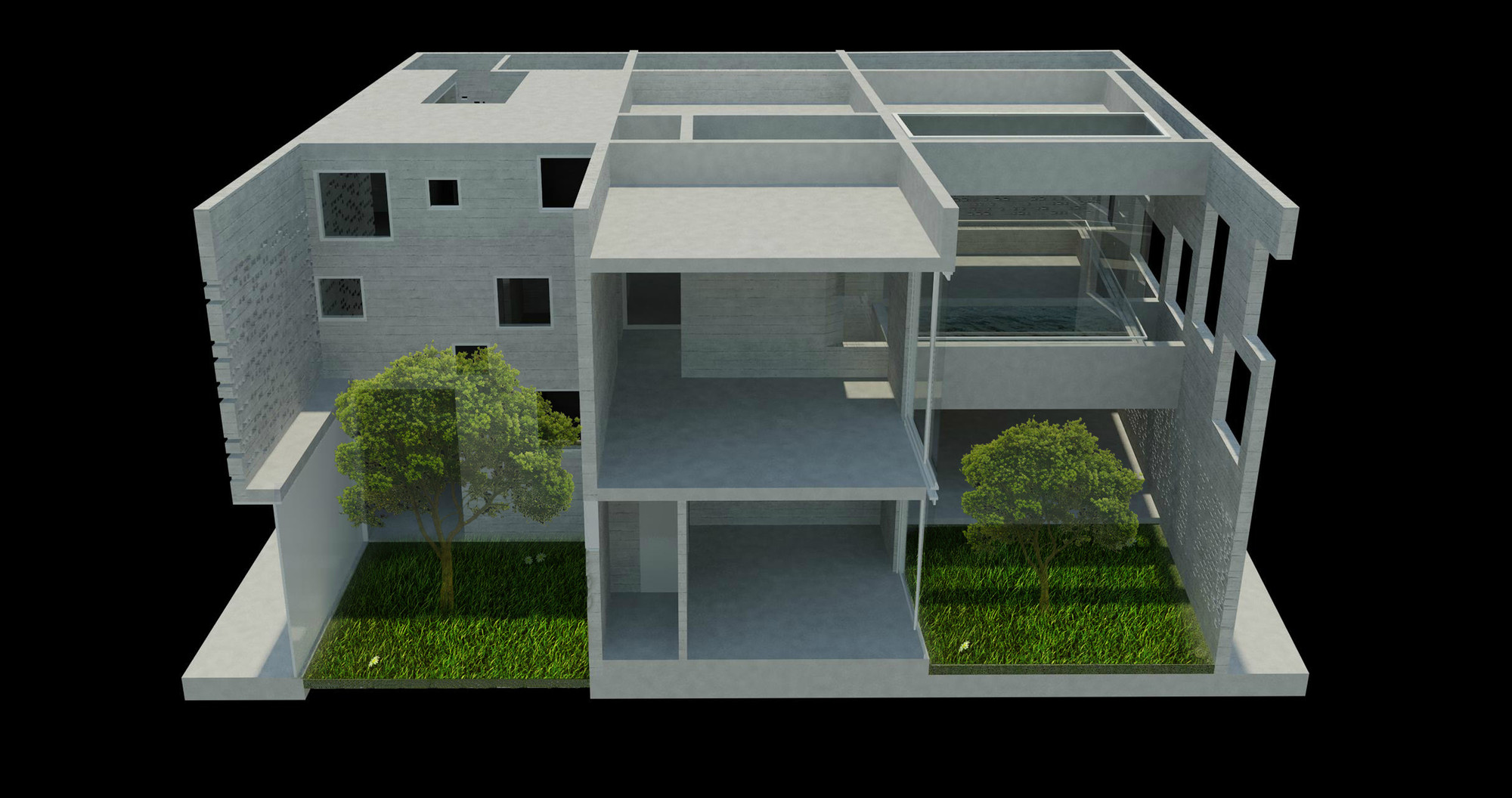 Imagen Exterior 03. Image Courtesy of Seinfeld Arquitectos