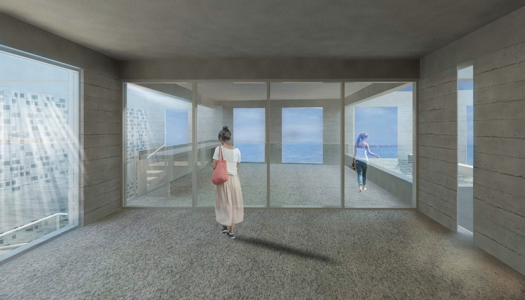 Imagen Interior 03. Image Courtesy of Seinfeld Arquitectos