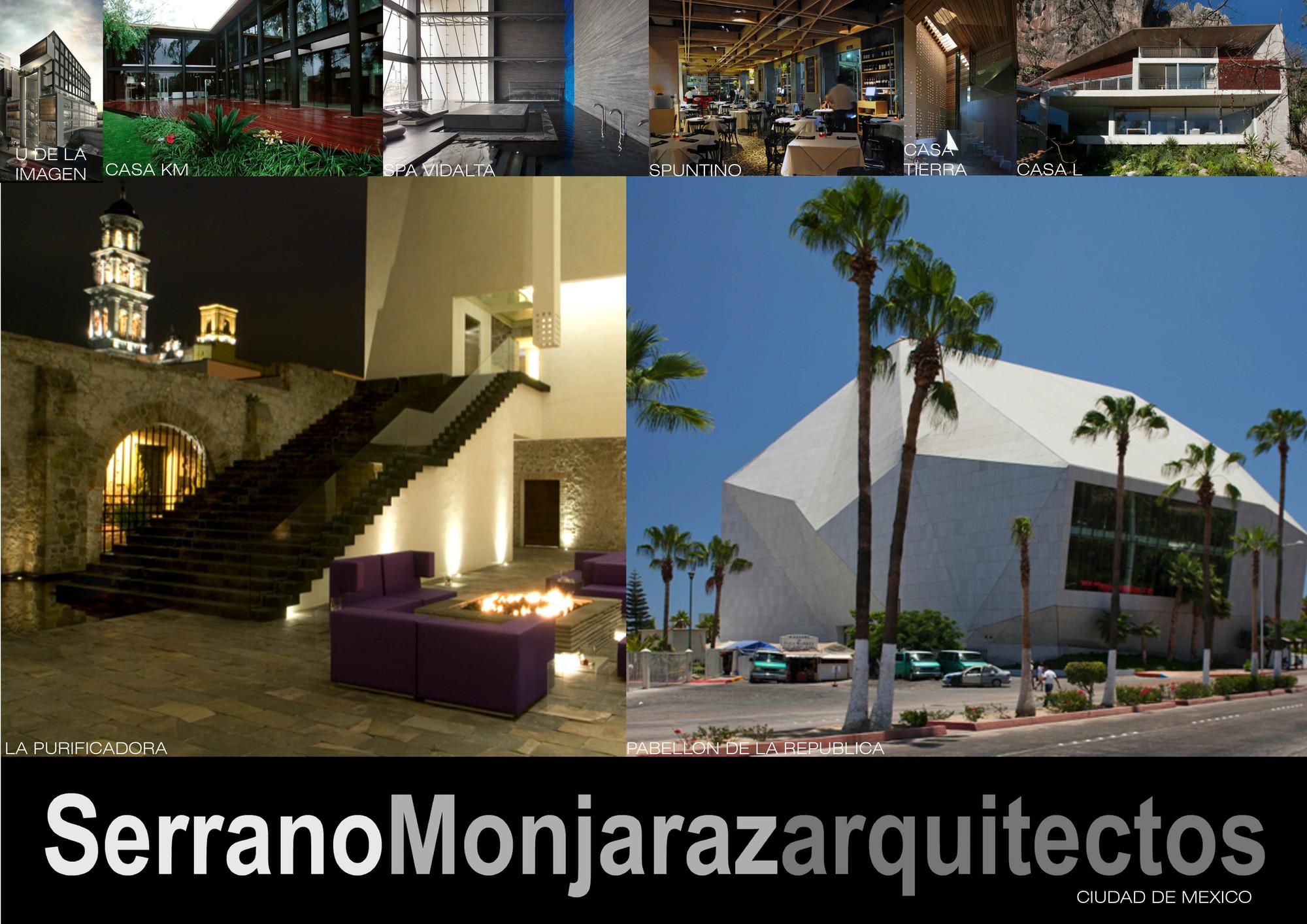Propuesta A3 de Serrano Monjaraz Arquitectos