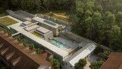 Francisco Mangado-Led Team Wins Thermal Bath Competition in Southern France