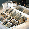Elements of Architecture Central Pavilion, Model in progress. © Rem Koolhaas. Image Courtesy of la Biennale di Venezia