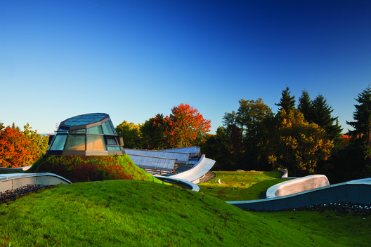 VanDusen Botanical Garden Visitor Centre / Perkins+Will
