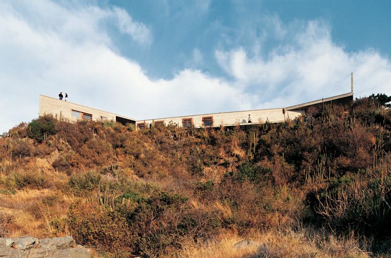 Casa Pite Papudo, Quinta Region, Chile 2003 - 2005 Fotografía © Cristobal Palma
