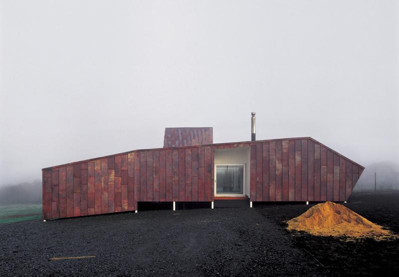 Casa de Cobre 2,Talca, Sexta Región, Chile 2004 - 2005 Fotografía © Cristobal Palma