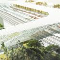Silvio d'Ascia Wins Competition to Design Morocco Rail Station Courtesy of Silvio d'Ascia Architecture and Omar Kobité