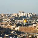 High rise residential buildings in Jerusalem. Image © Gili Merin / The Israeli Pavilion 2014