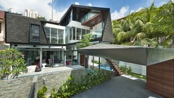 The Re-wrapped House / A D LAB