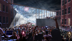 MoMA PS1 YAP 2014 Runner-Up: Mirror Mirror / Collective-LOK