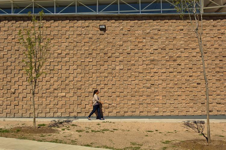 Gimnasio de Box Municipal en Riberas del Sacramento / Urbánika, © Guadalupe Campos
