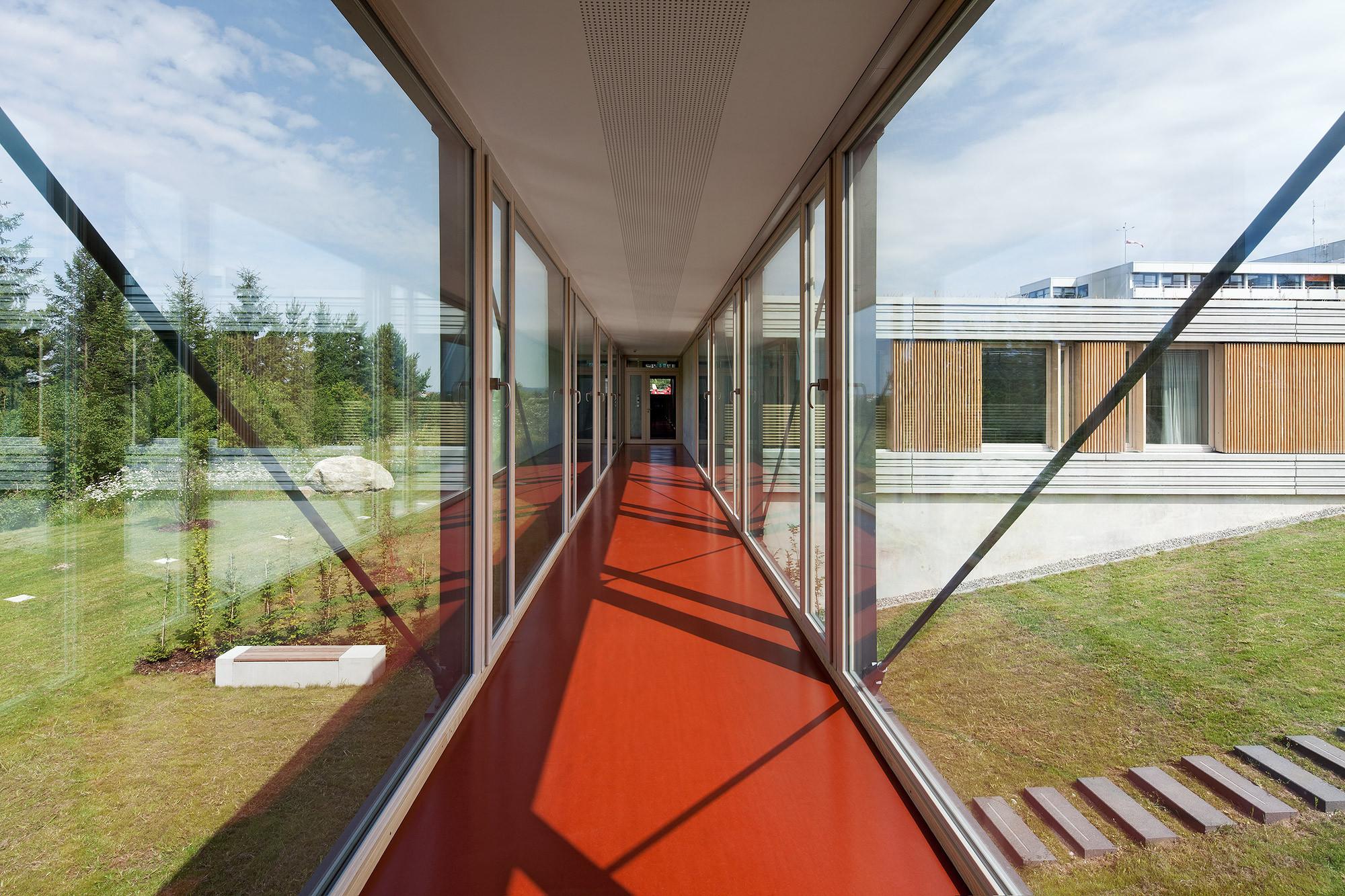 gallery of psychiatric centre friedrichshafen huber. Black Bedroom Furniture Sets. Home Design Ideas