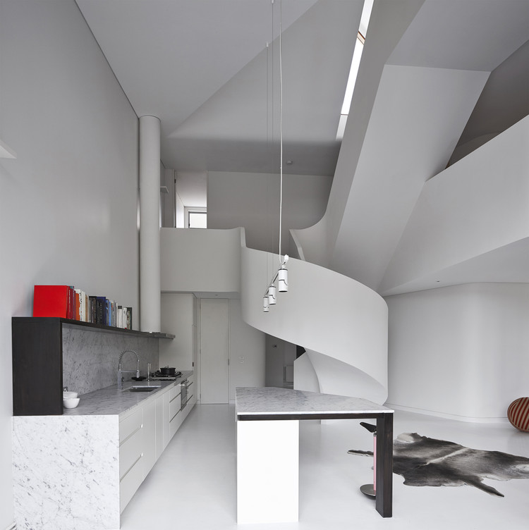 Departamento Loft en Melbourne / Adrian Amore, © Fraser Marsden