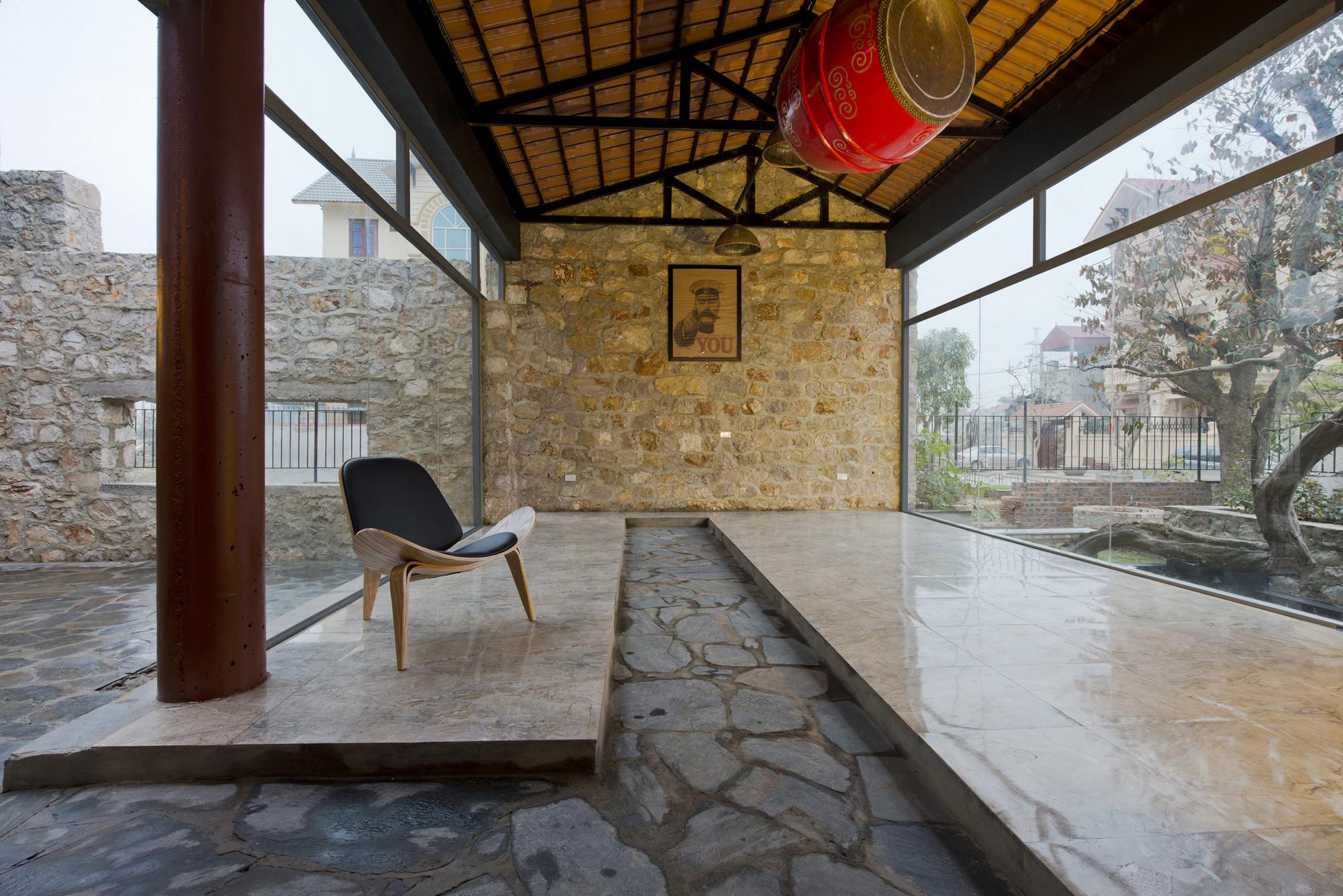 Viet Pavilion / Landmak Architecture, © Le Anh Duc