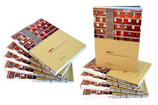Presentación del libro USF DF: Tácticas de apropiación / Onnis Luque