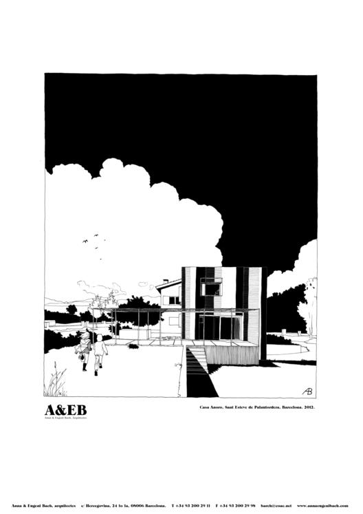 Propuesta A3 de Bach Architectes