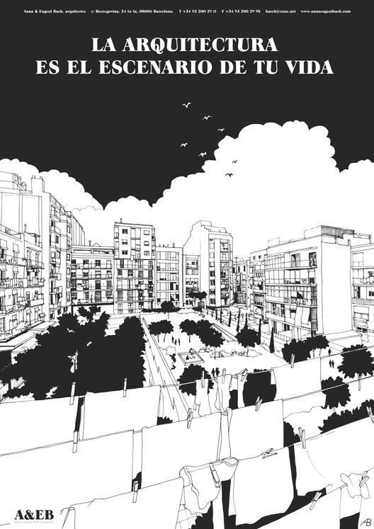 Propuesta A2 de Bach Architectes