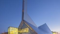 Monique Corriveau-Library / Dan Hanganu + Côté Leahy Cardas Architects