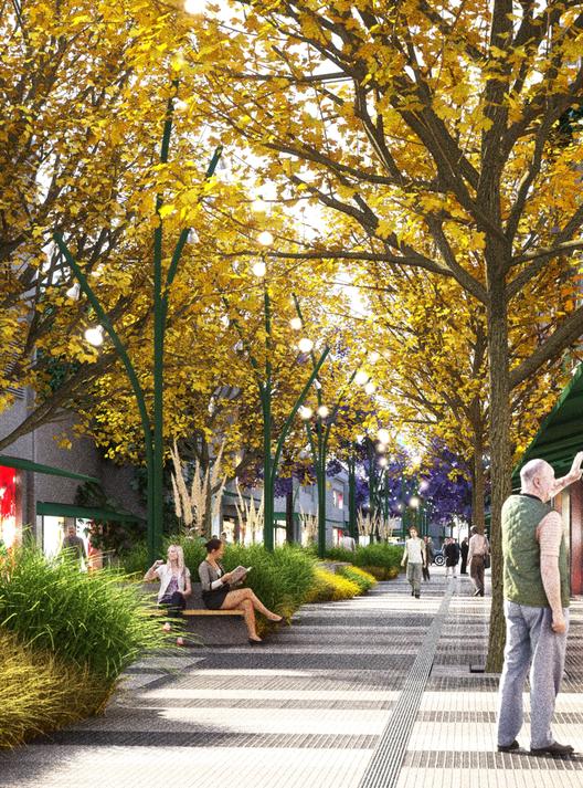 Primer Lugar Concurso Nacional de Ideas para la Renovación urbana del área centro de San Isidro / Argentina, Courtesy of Equipo Primer Lugar
