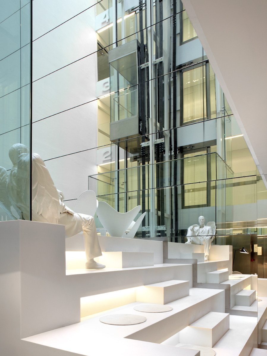 Gallery of hotel the mirror barcelona gca arquitectes 11 for Hotel the mirror