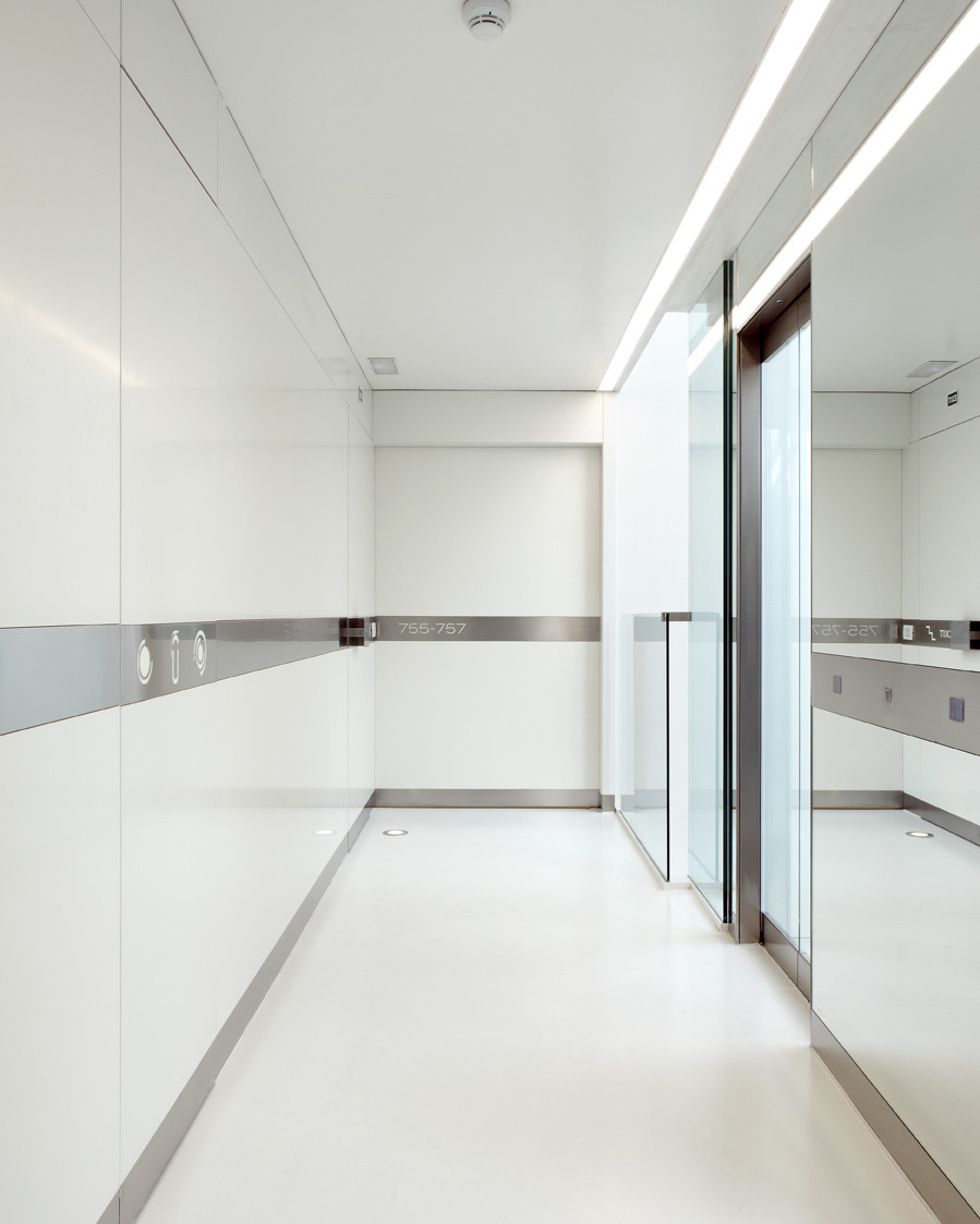 Gallery of hotel the mirror barcelona gca arquitectes 16 for Hotel the mirror