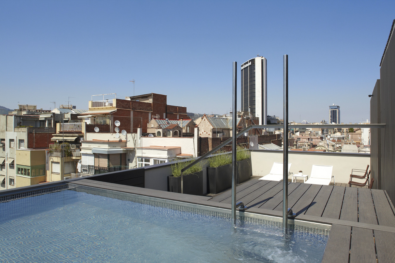 Gallery of hotel the mirror barcelona gca arquitectes 5 for Mirror hotel