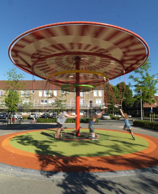 Carrusel de Energía Dordrecht / Ecosistema Urbano Architects, © Emilio P. Doiztua