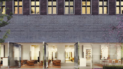 KAAN Tapped to Transform Heritage Site into Dutch Think Tank
