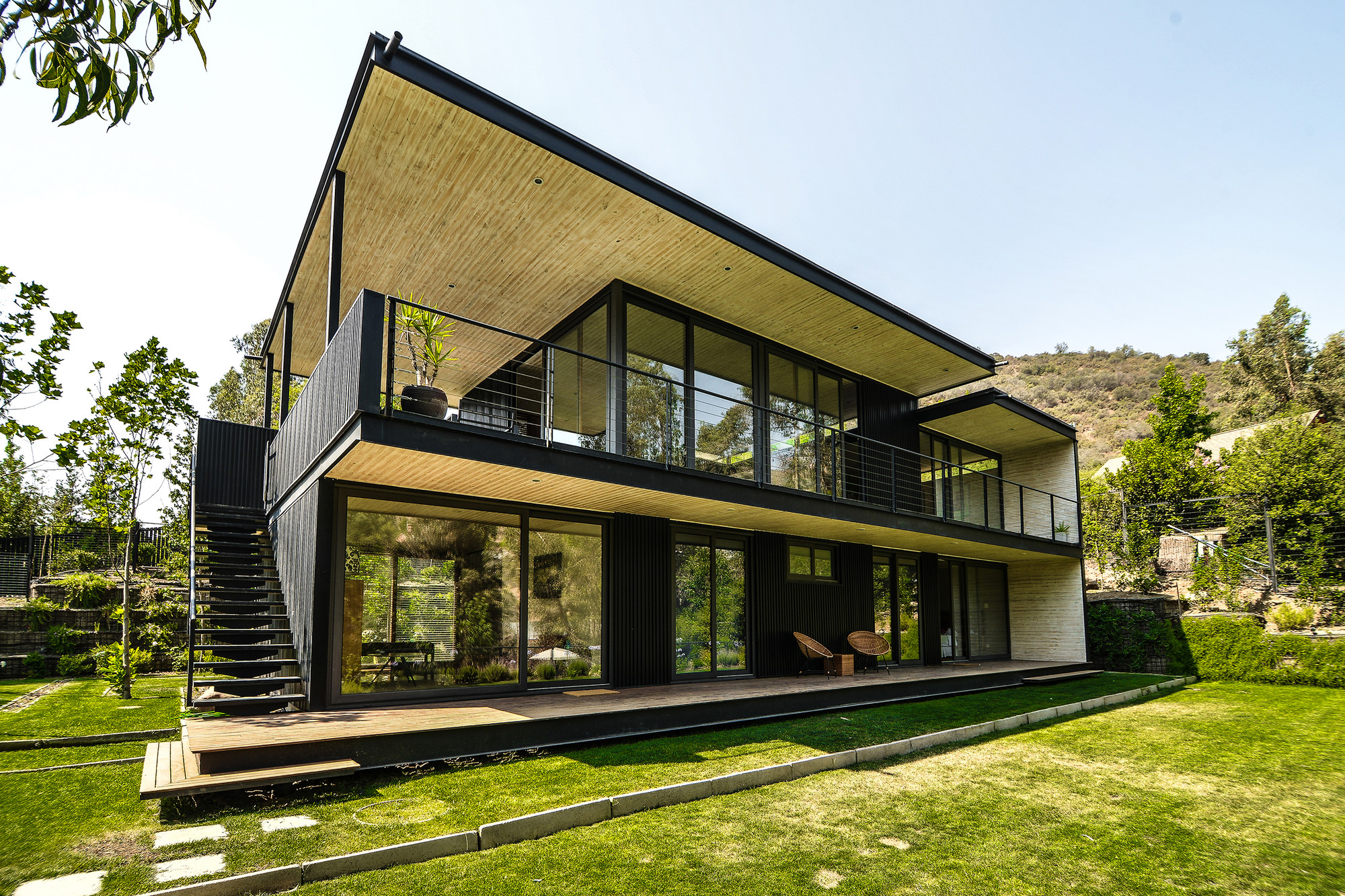 MIL House / A+D Proyectos, Courtesy of A+D Proyectos