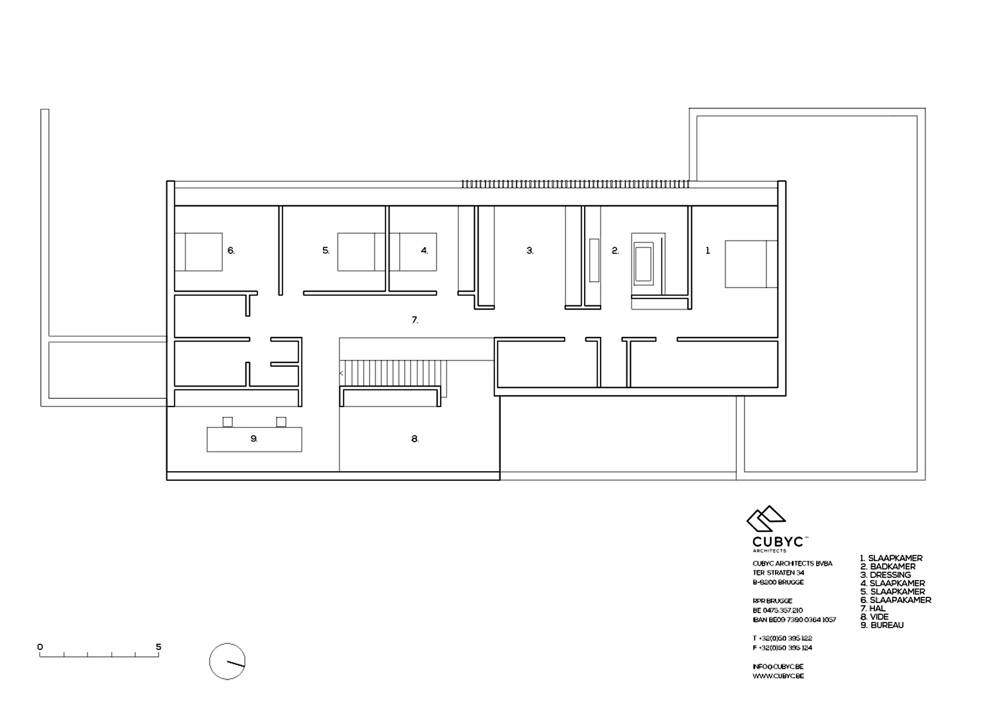 Gallery of hs residence cubyc architects 27 for X2 residency floor plan