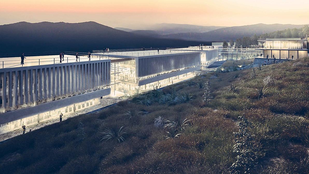 Propuestas del Concurso para el Campus Corporativo de QualaMéx / México, Propuesta de Taller de Arquitectura