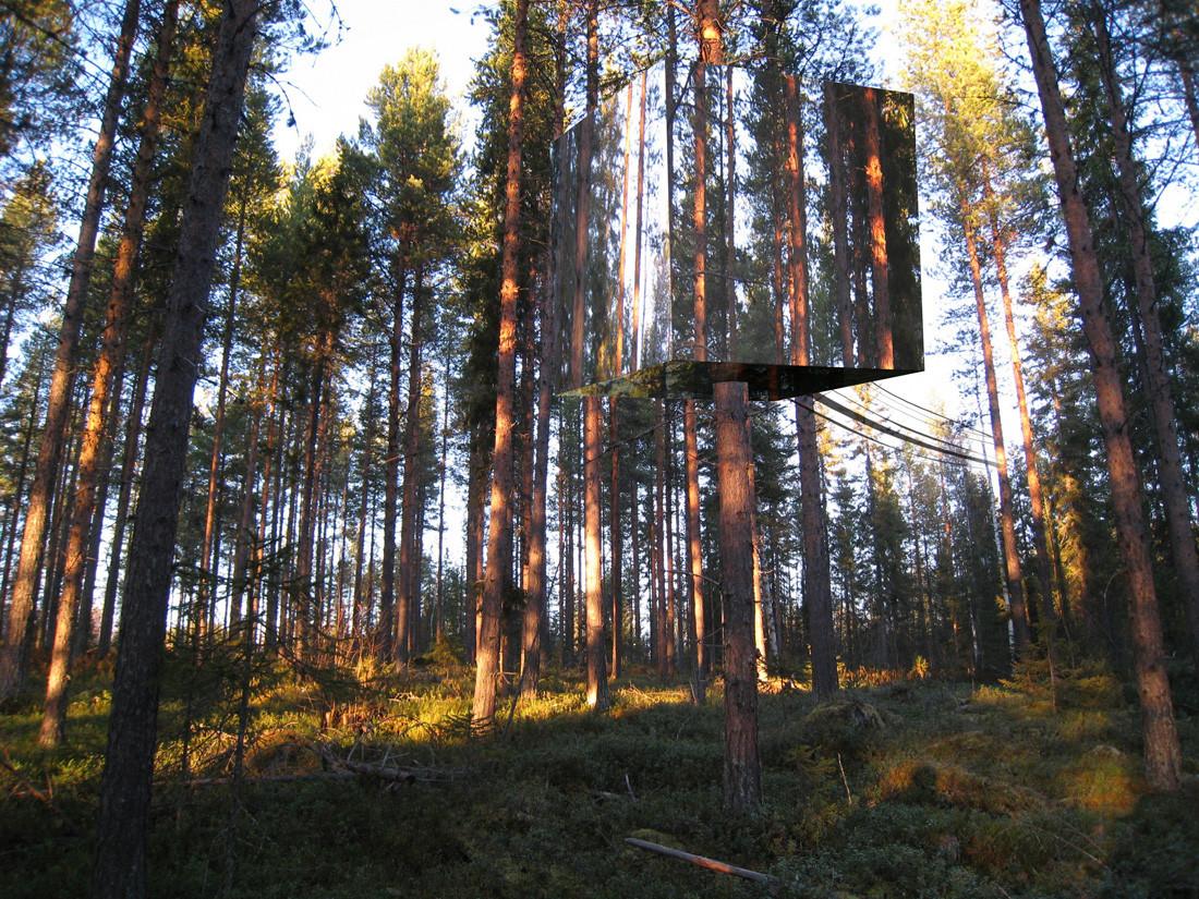 © Cortesía de  Tham & Videgård Hansson Arkitekter