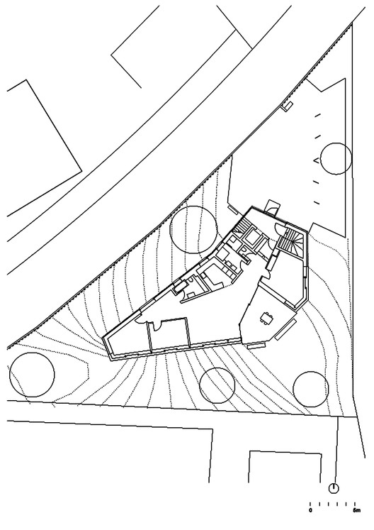 Plan primer piso