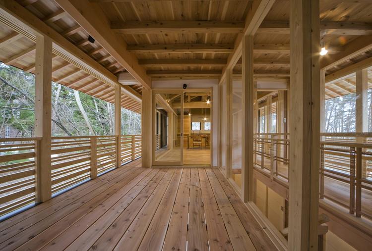 Vivienda en Daisen  / Osumi Yuso Architects Office, © Ryo Hata