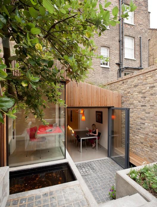 La Caja de Joya / Fraher Architects, © Andy Matthews