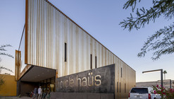 Bicycle Haüs / Debartolo Architects