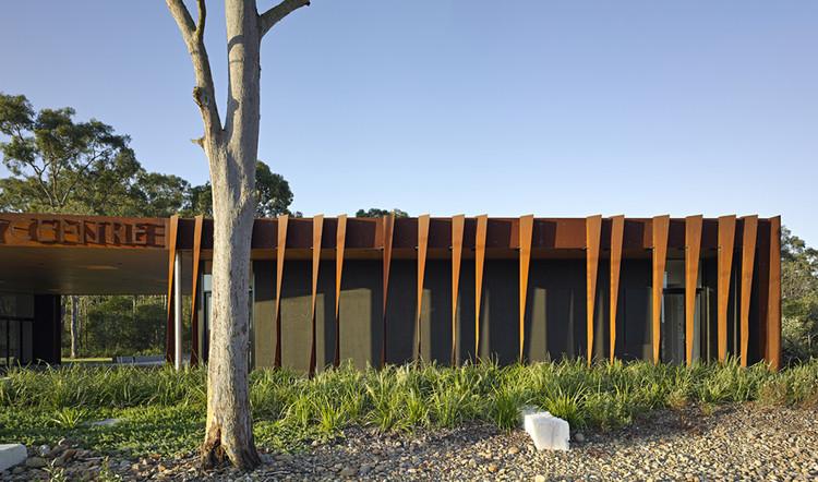 Cortesía del Arquitecto, Richard Kirk