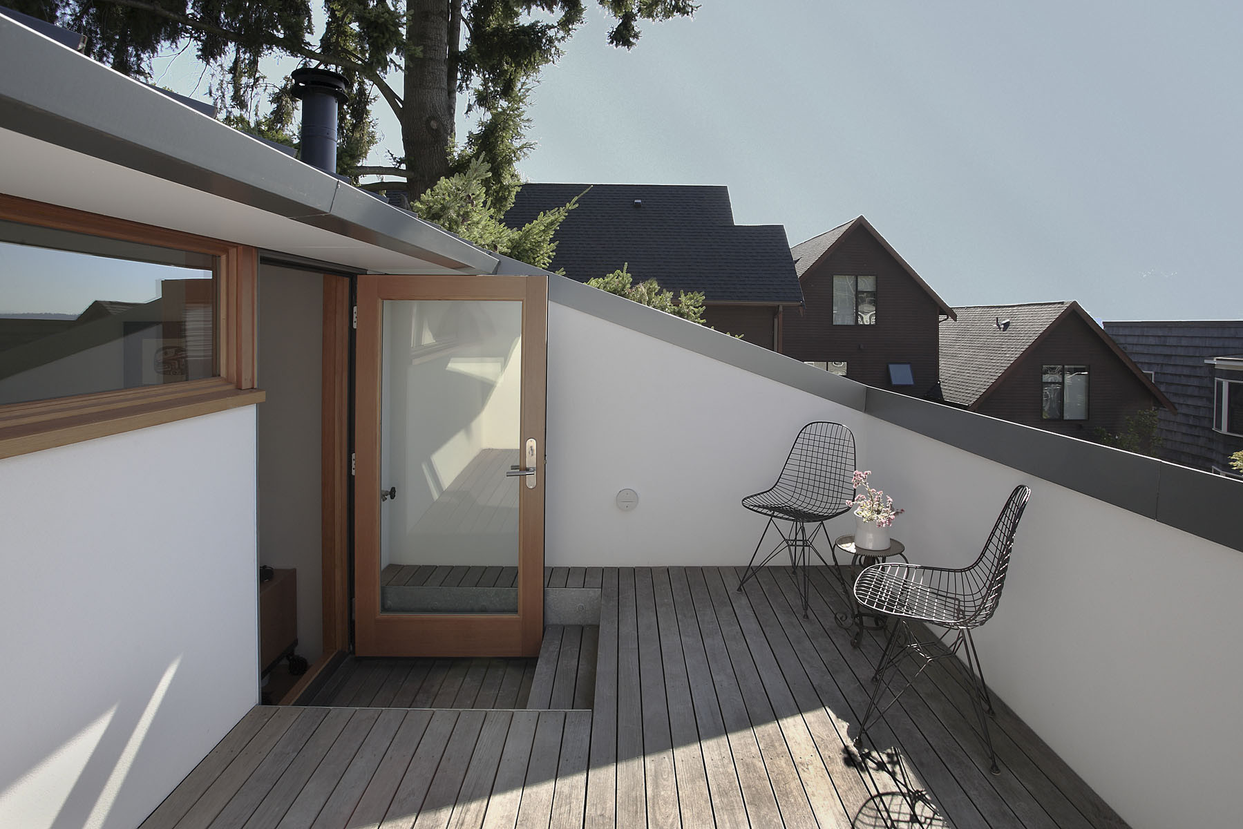 Main Street House Shed Architecture Amp Design Archdaily