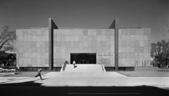 AD Classics: Munson-Williams-Proctor Arts Institute / Philip Johnson