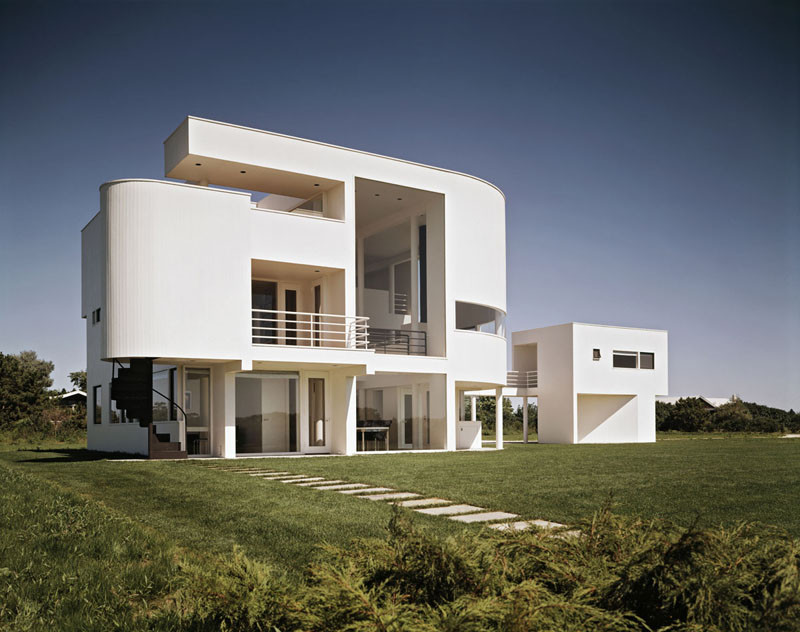 Gallery Of Ad Classics Saltzman House Richard Meier
