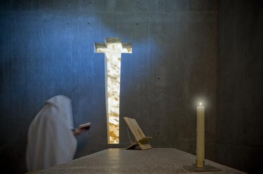 Capilla Santo Ovidio / Alvaro Siza. Imagen © FG+SG